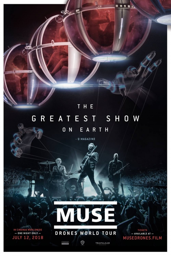 "12 июля ""Muse: Drones World Tour"""